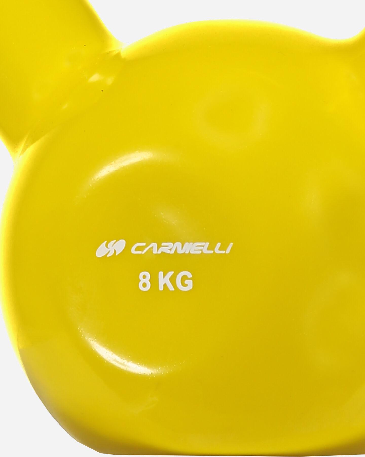 Manubrio CARNIELLI KETTLEBELL 8 KG S1194266|1|UNI scatto 1