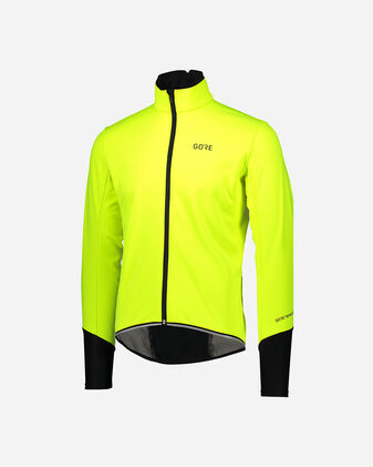 Giacca ciclismo GORE WINDSTOPPER THERMO M