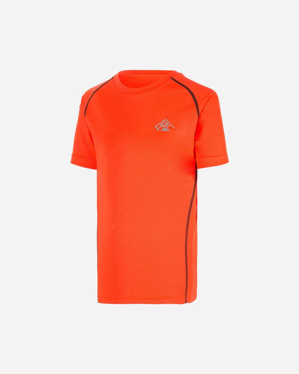 T-Shirt running ABC RUN LOGO JR S4068622 scatto 0