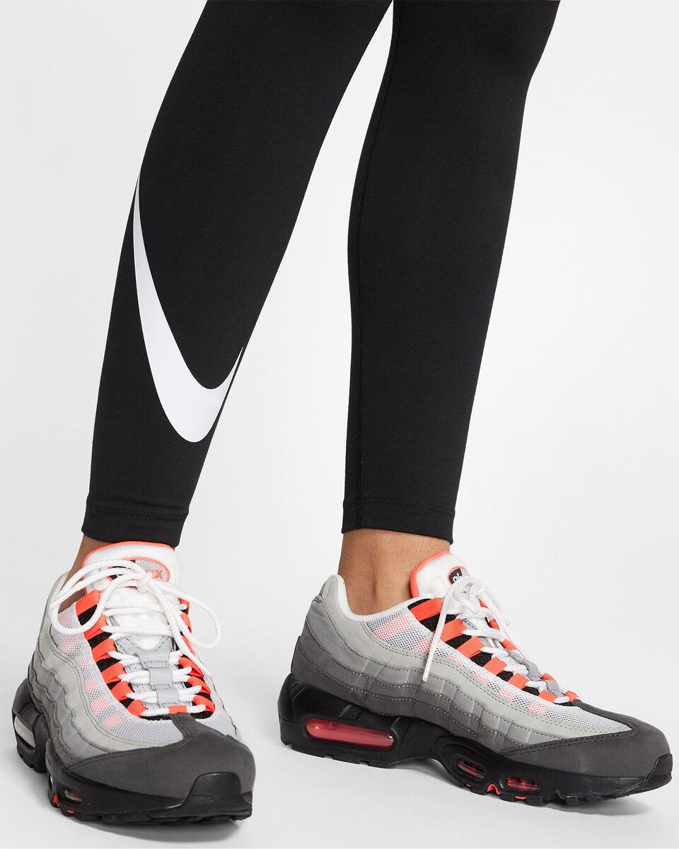 Leggings NIKE LEG-A-SEE SWOOSH W S5164073 scatto 6