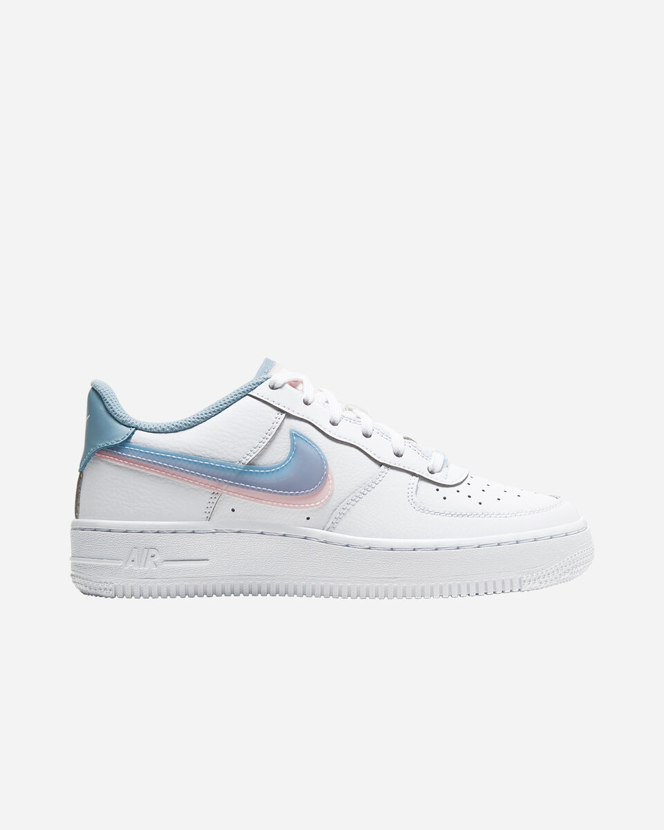 Scarpe sneakers NIKE AIR FORCE 1 LV8 GS JR S5270552 scatto 0