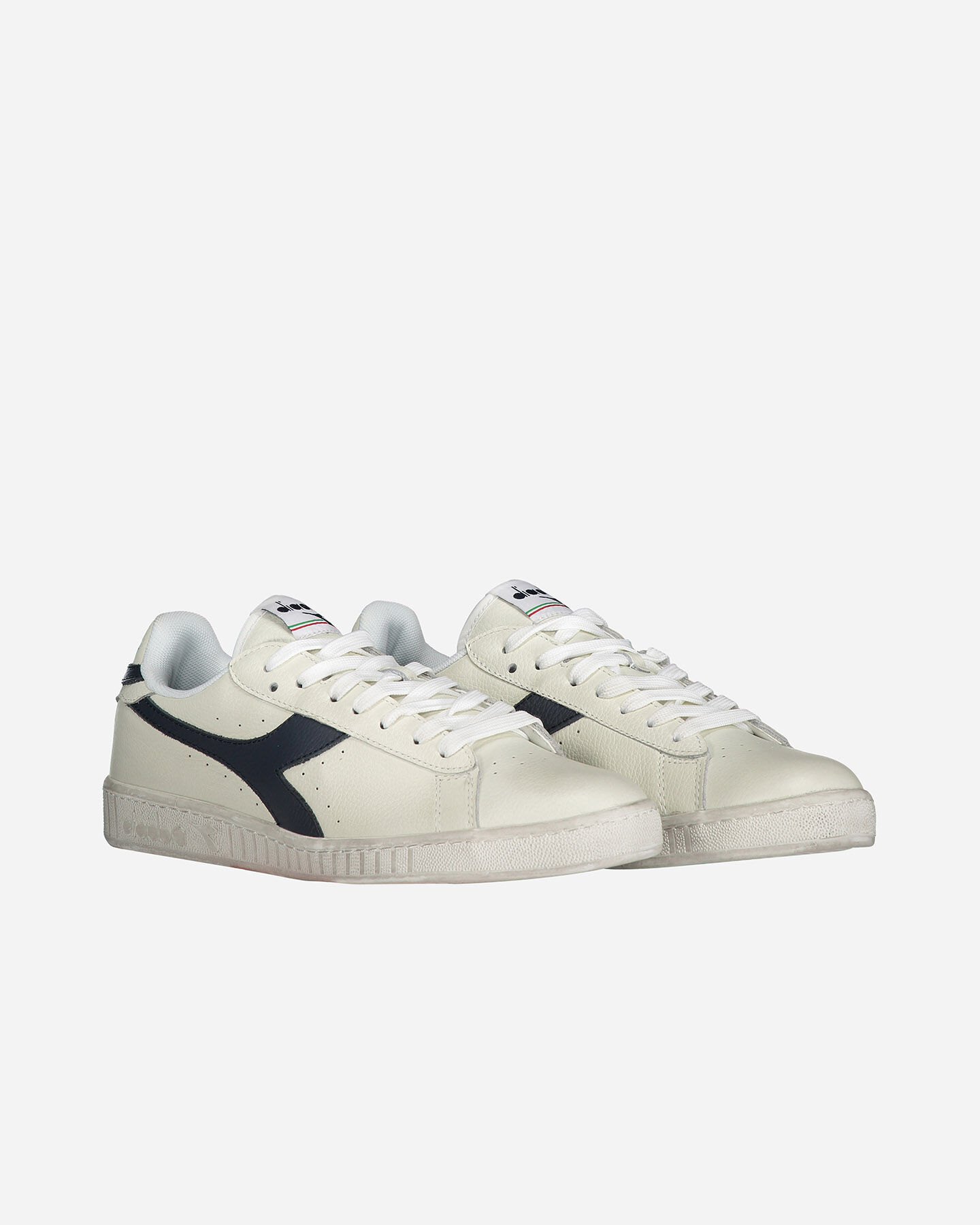 Scarpe sneakers DIADORA GAME LOW WAXED M S4025477 scatto 1