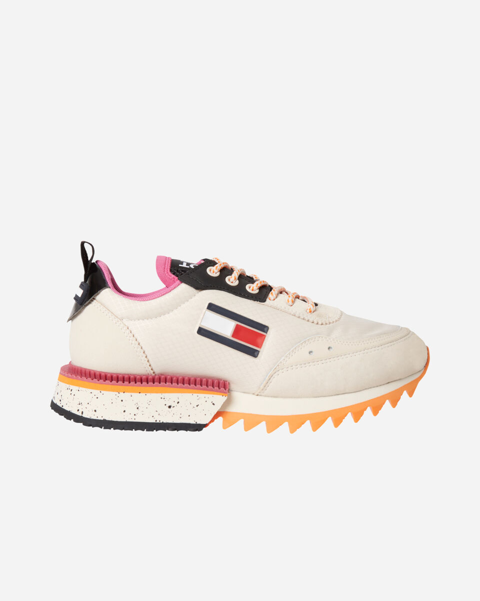 Scarpe sneakers TOMMY HILFIGER THE CLEAT W S4099671 scatto 0
