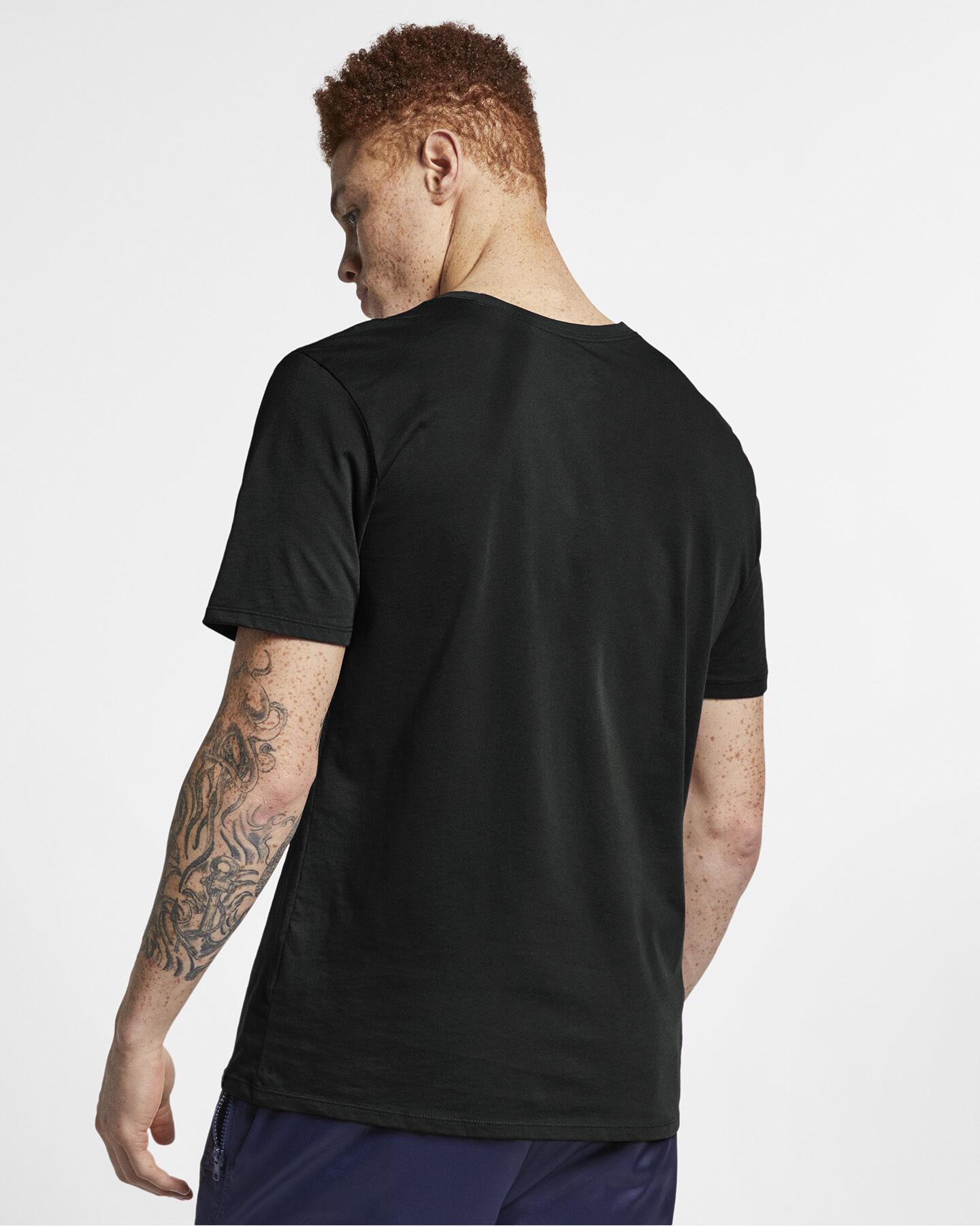 T-Shirt NIKE JORDAN JUMP AIR M S2015949 scatto 3