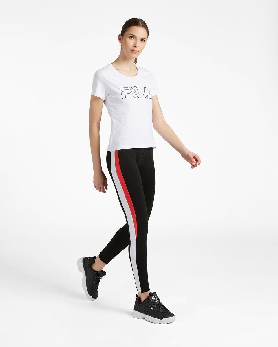 T-Shirt FILA BIG LOGO W S4088283 scatto 3
