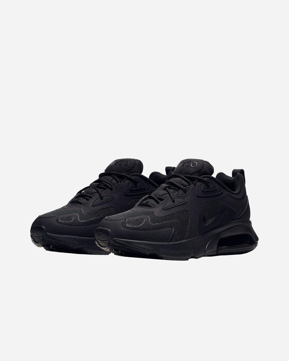 Scarpe sneakers NIKE AIR MAX 200 W S5078578 scatto 1