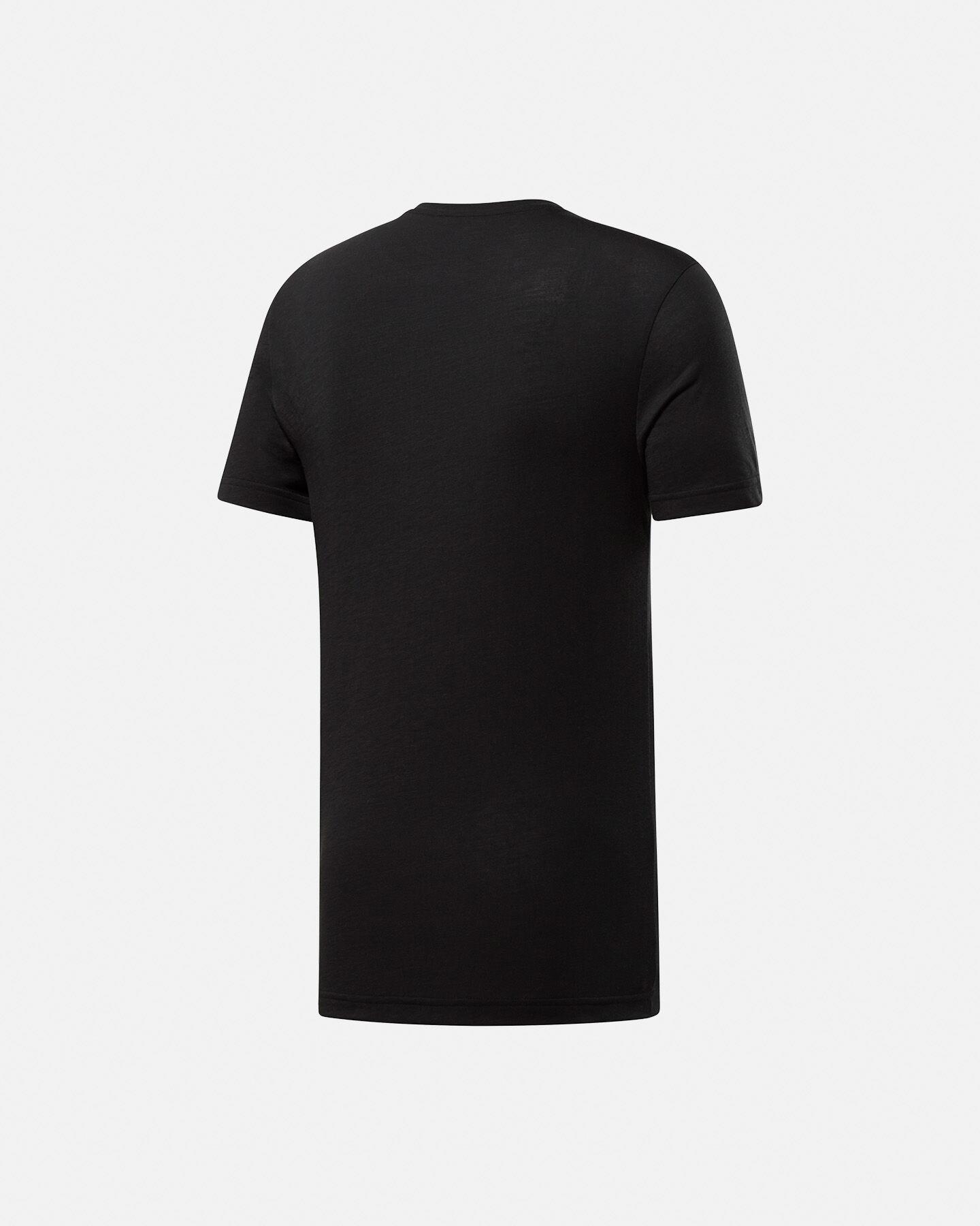 T-Shirt training REEBOK READ M S5145324 scatto 1