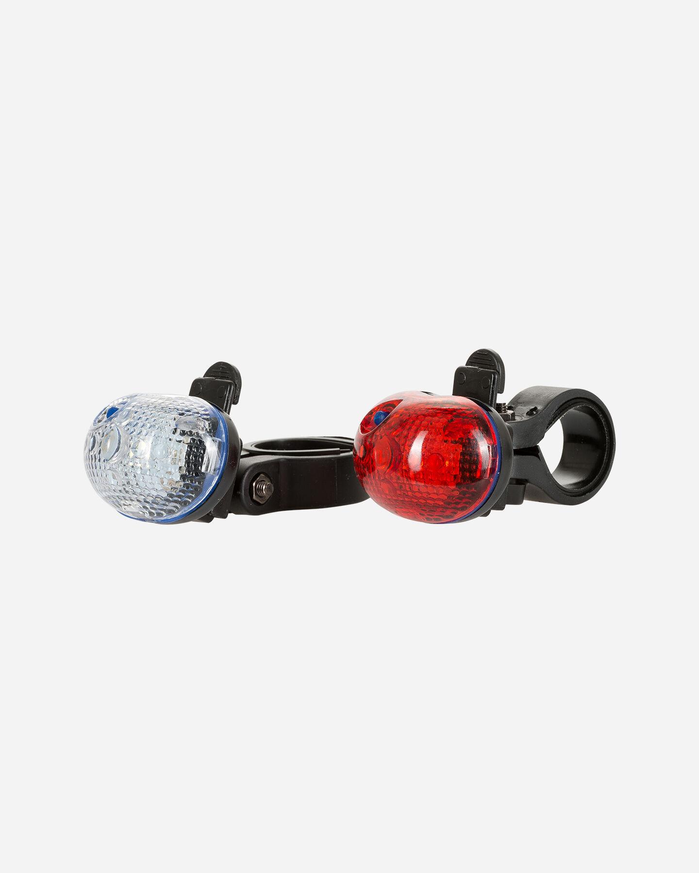 Fanale bici BONIN JY KIT ANT+POST S1259579|1|UNI scatto 0