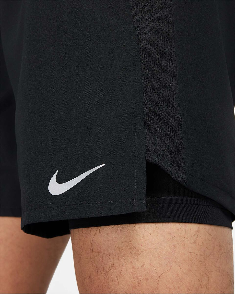 """Short running NIKE DRI-FIT CHALLENGER 2IN1 7"""" M S5269808 scatto 5"""
