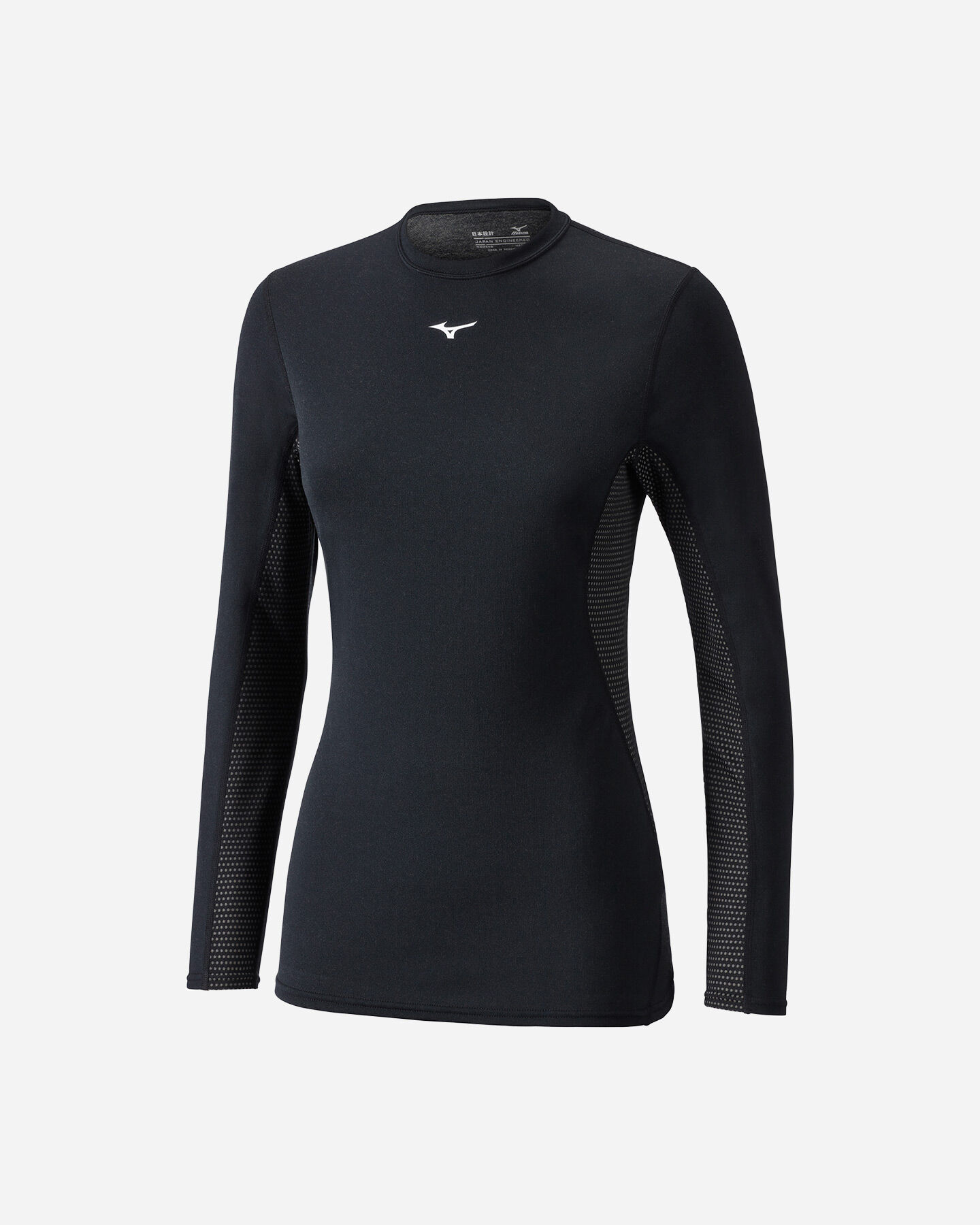 Maglia intimo tecnico MIZUNO MID WEIGHT BREATH THERMO W S1304643 scatto 0