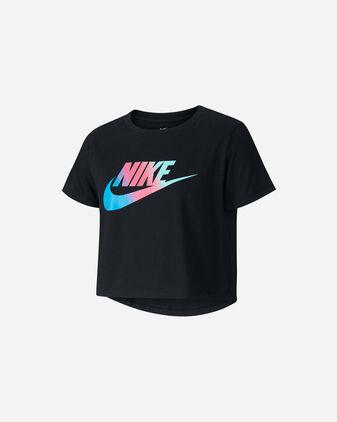T-Shirt NIKE CROP JR