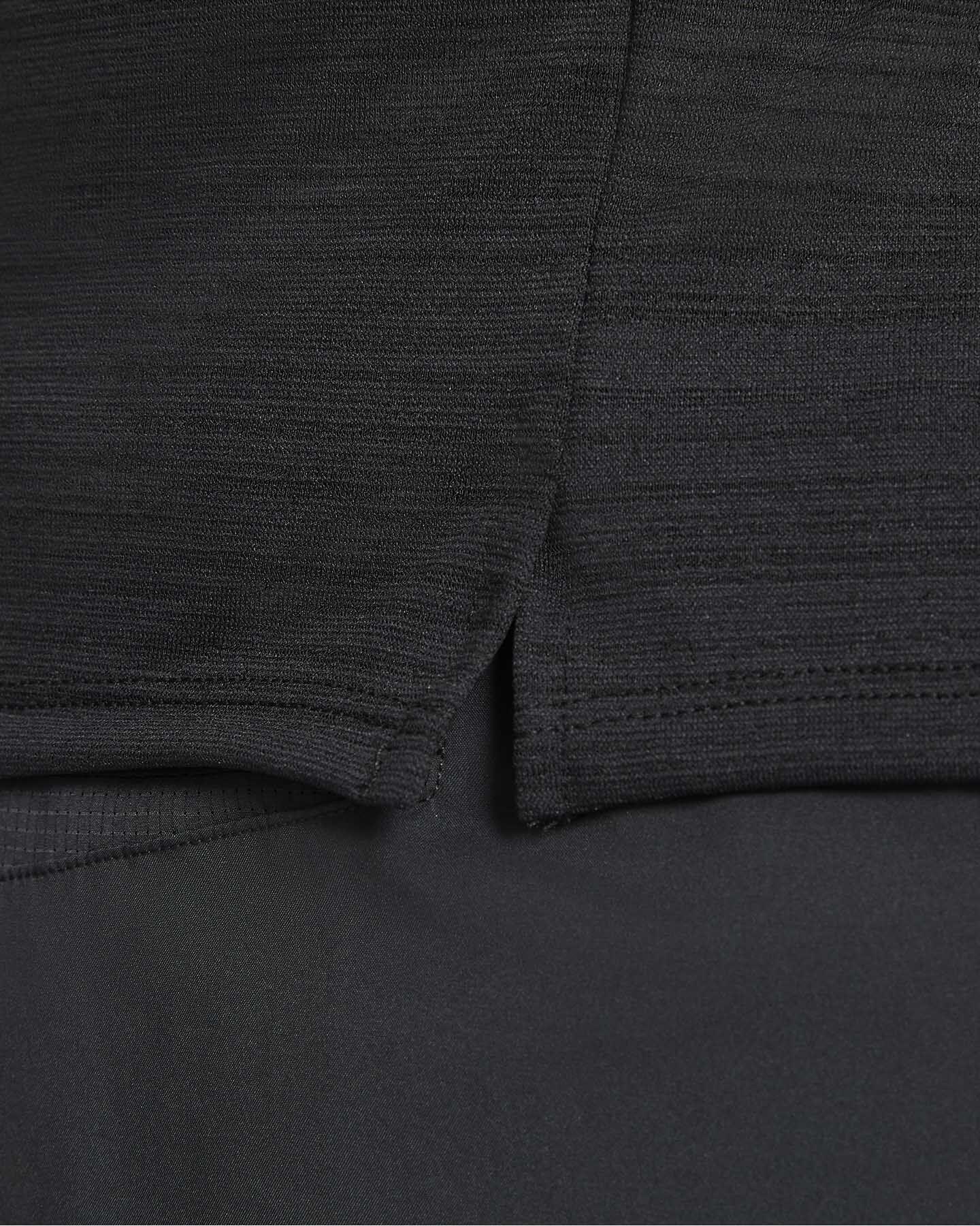 T-Shirt running NIKE DRI-FIT MILER M S5225604 scatto 4
