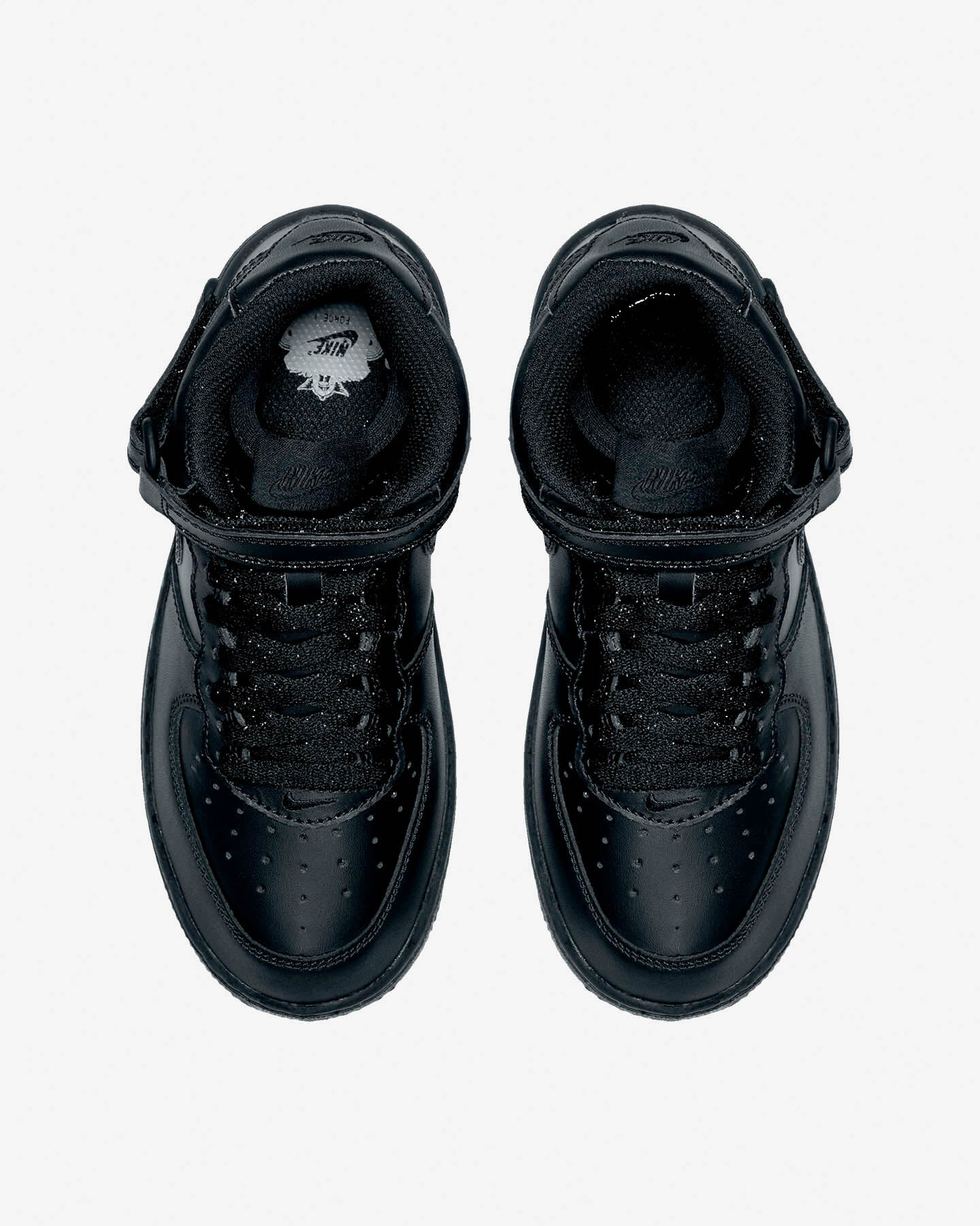 Scarpe sportive NIKE AIR FORCE 1 MID JR PS S4019304 scatto 2