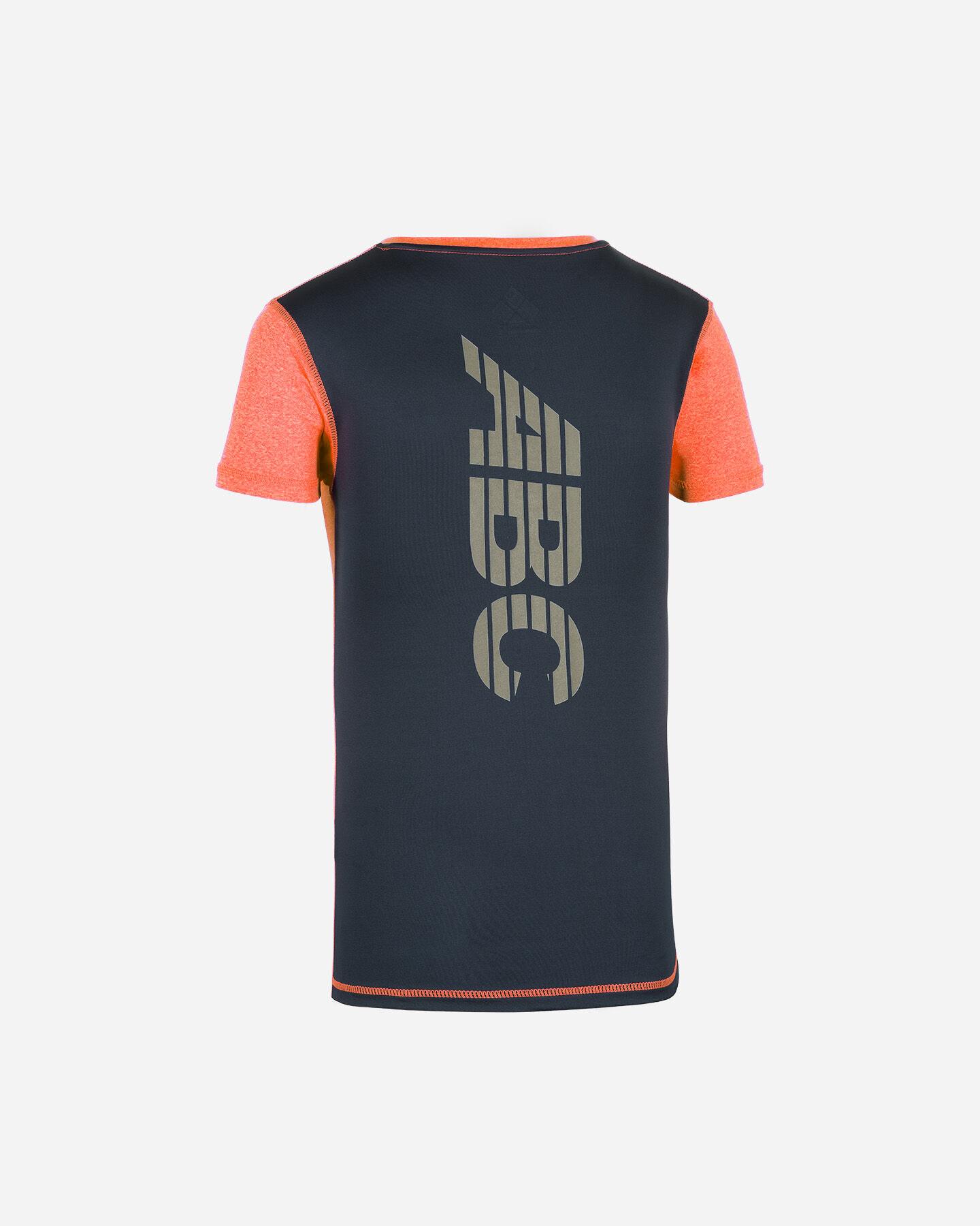 T-Shirt running ABC V-NECK RUN W S4074562 scatto 1