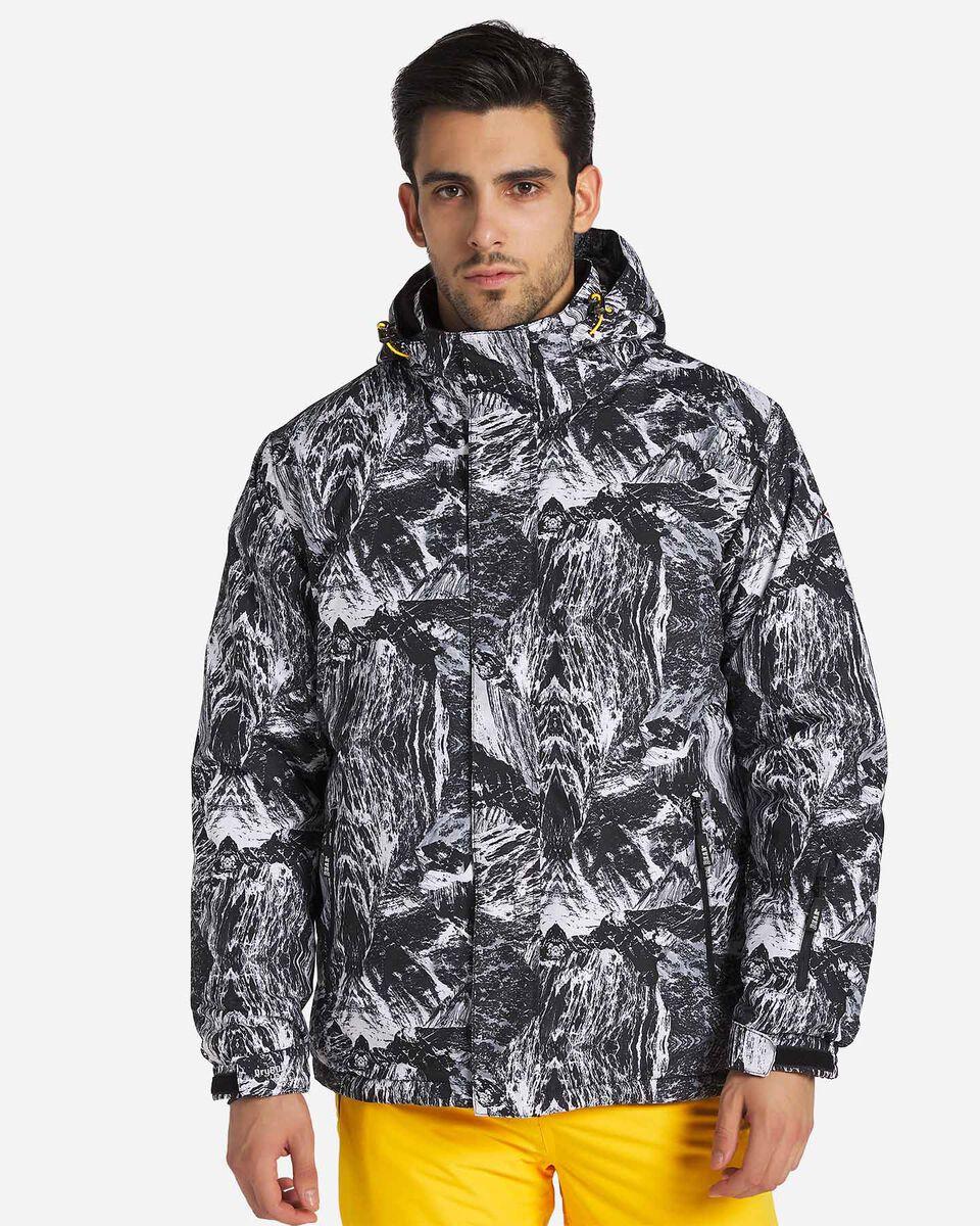 Giacca snow BEAR DETACH HOODIE M S4054048 scatto 0