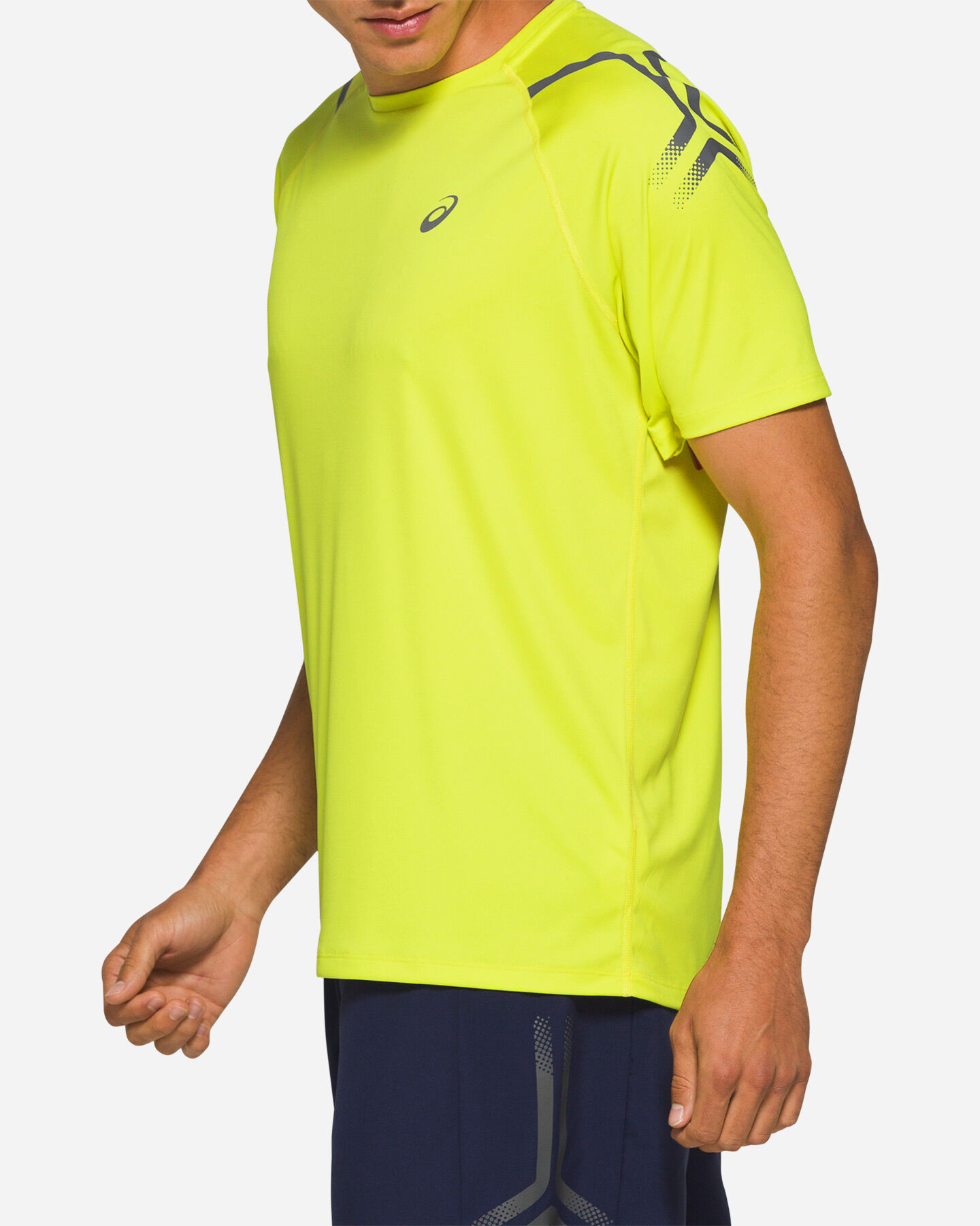 T-Shirt running ASICS ICON M S5286659 scatto 1