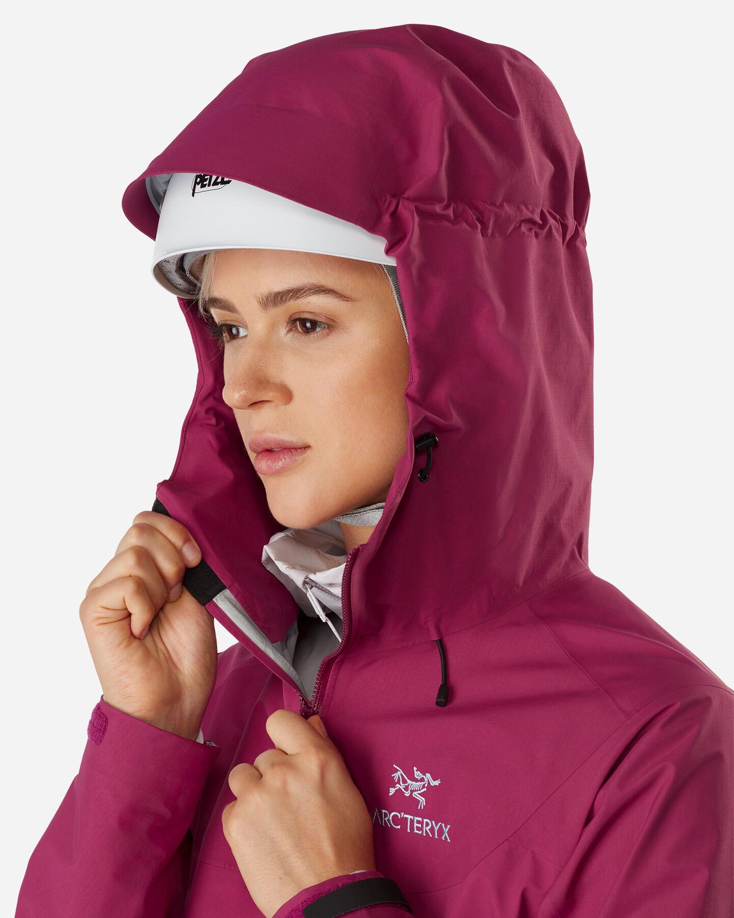 Giacca outdoor ARC'TERYX BETA SL HYBRID GORE W S4075222 scatto 4
