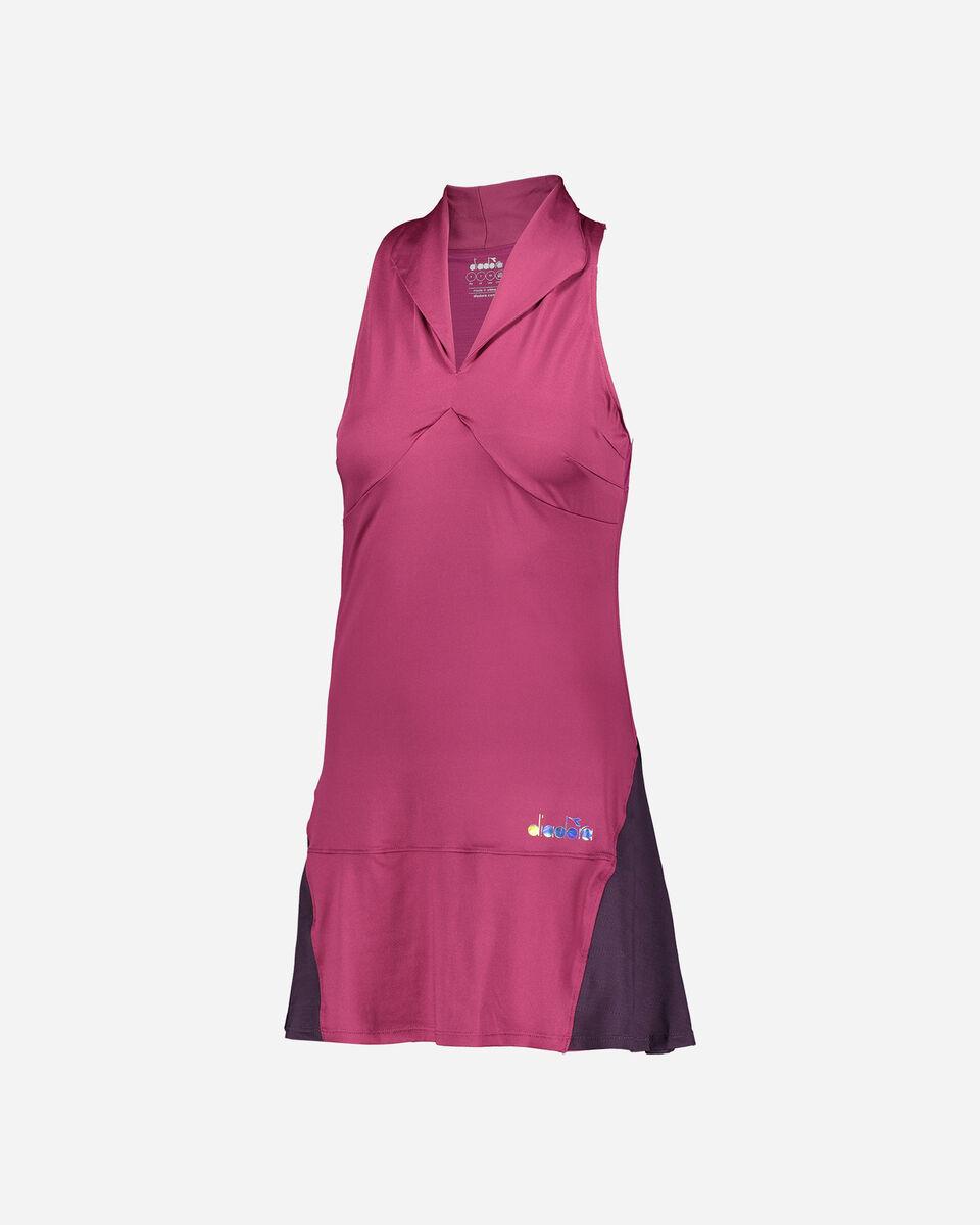 Abbigliamento tennis DIADORA CLAY W S4072271 scatto 0