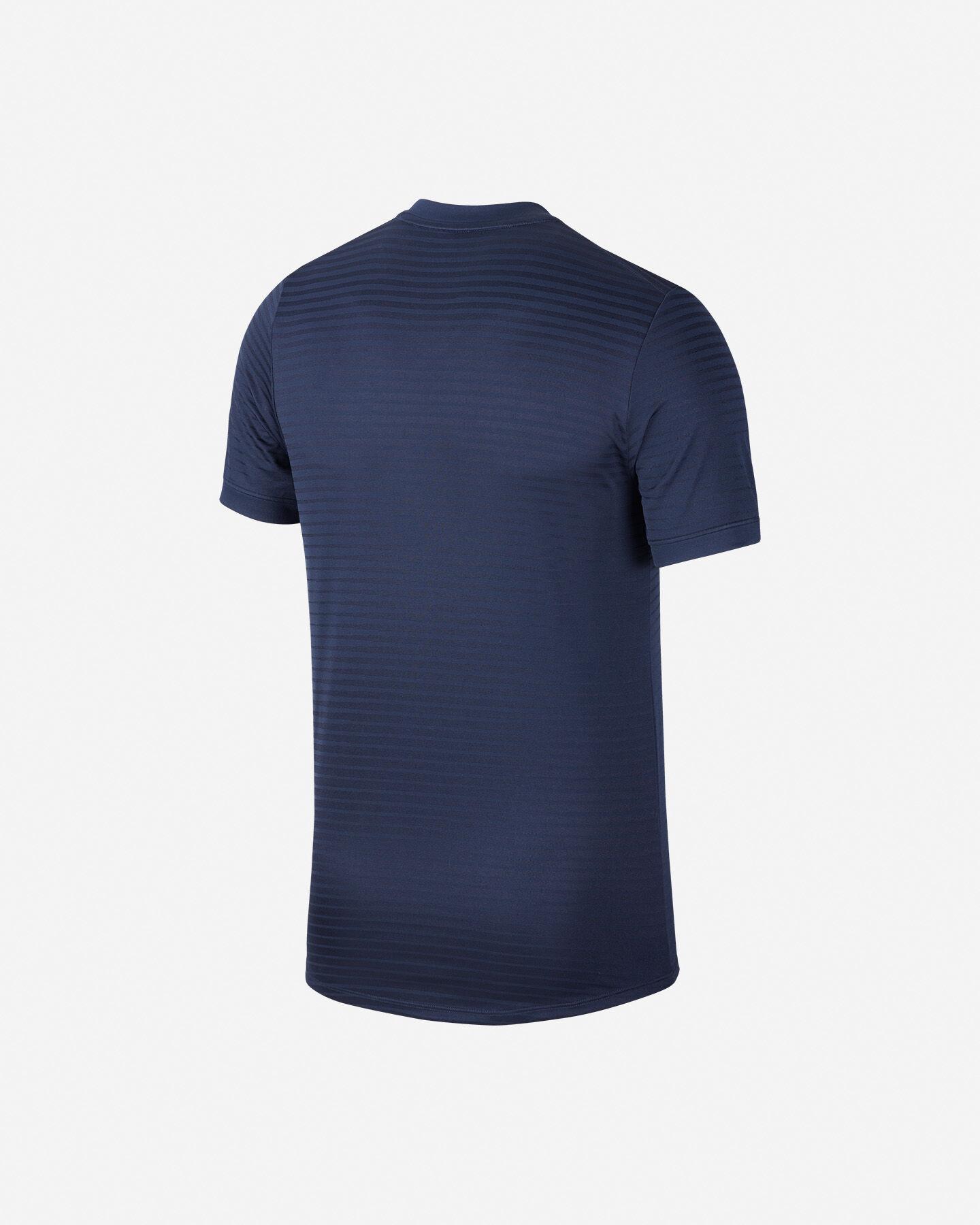 T-Shirt tennis NIKE RAFA CHALLENGER M S5195667 scatto 1
