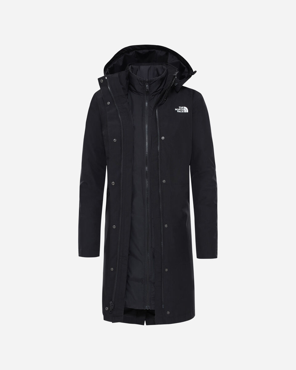 Giacca THE NORTH FACE SUZANNE TRICLIMATE W S5243553 scatto 0