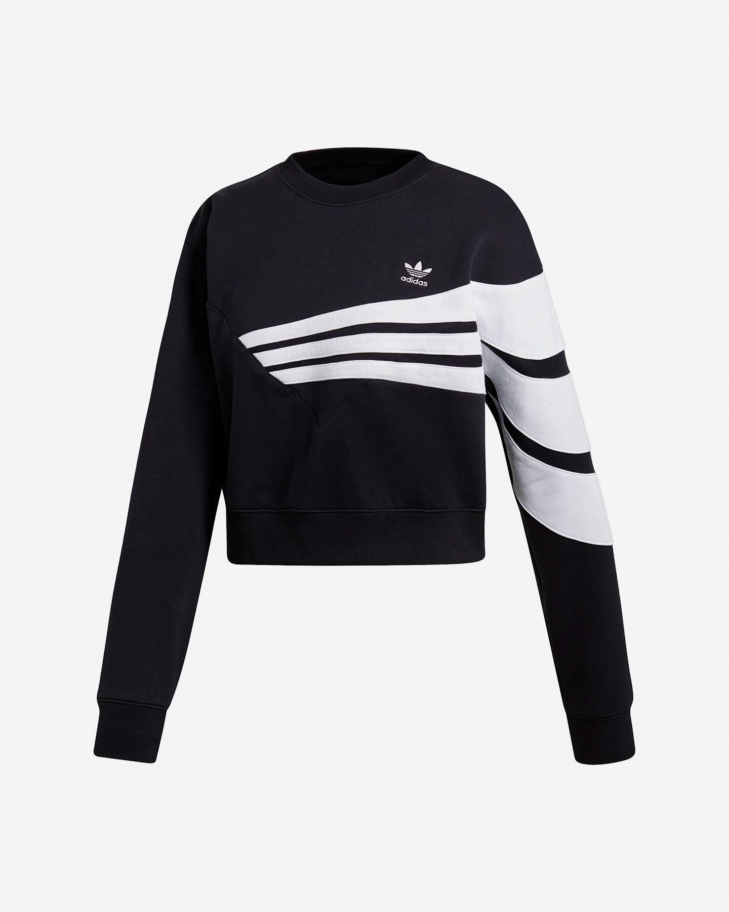 felpa adidas three stripes