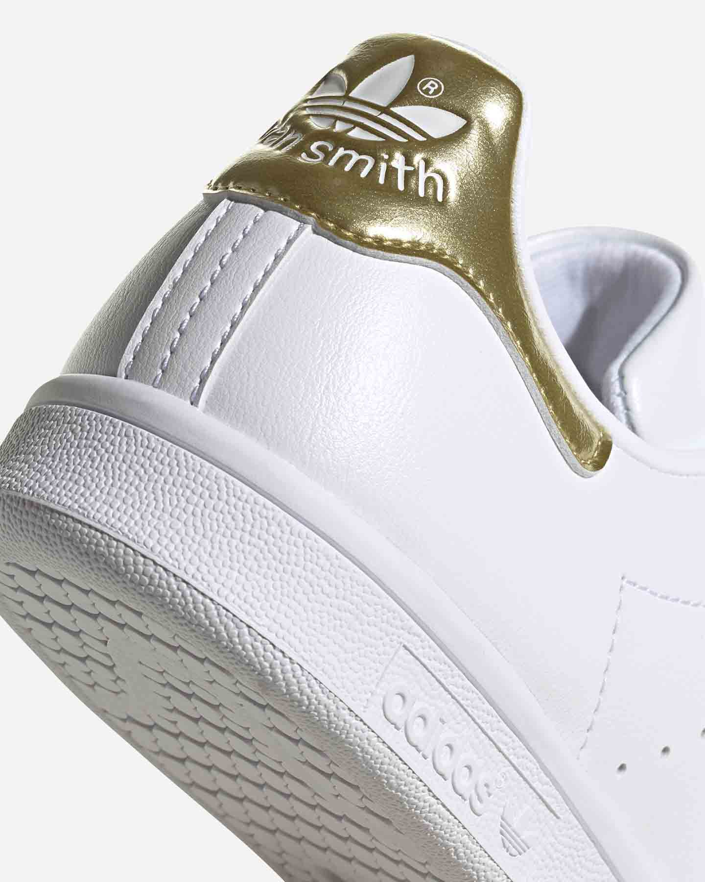 Scarpe sneakers ADIDAS STAN SMITH W S5273436 scatto 4