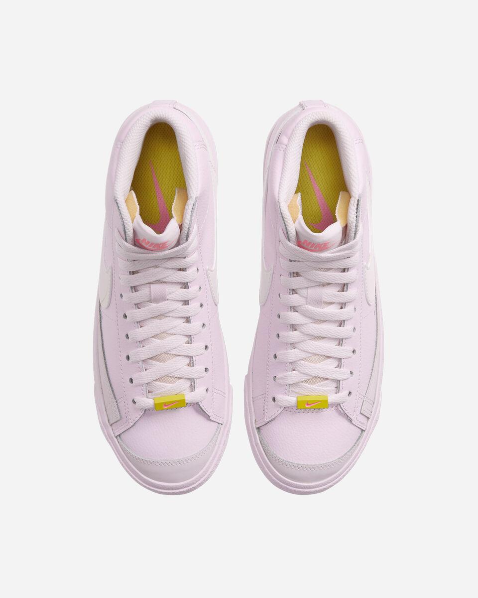 Scarpe sneakers NIKE BLAZER MID 77 W S4093199 scatto 3