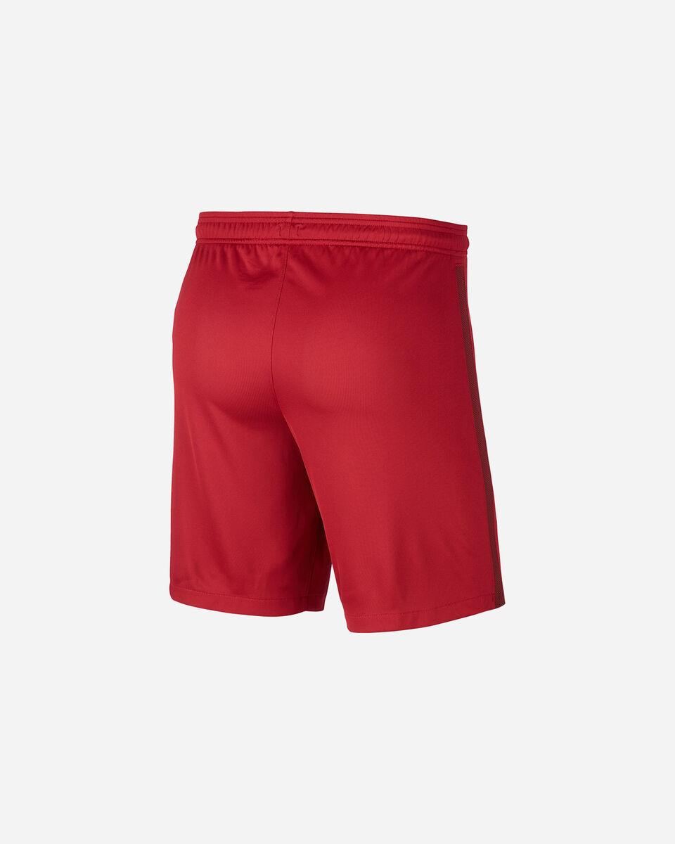 Pantaloncini calcio NIKE AS ROMA HOME 20-21 M S5195448 scatto 2