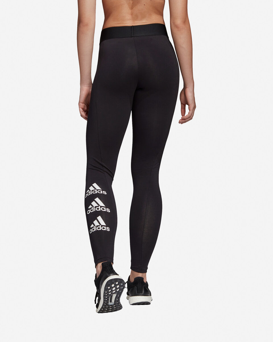 Leggings ADIDAS MUST HAVES STACKED LOGO W S5153933 scatto 4