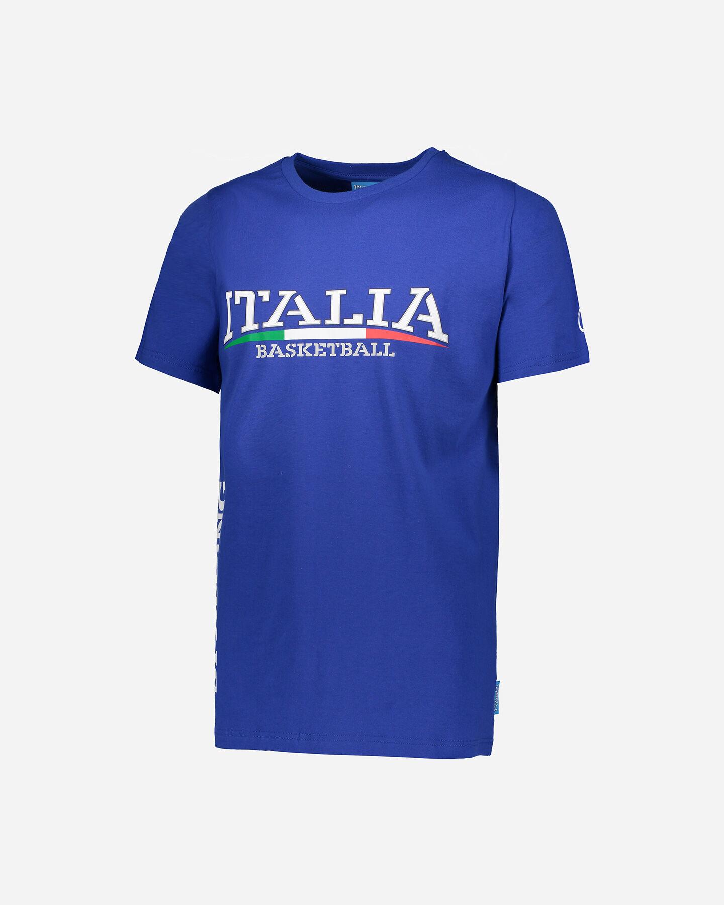 Abbigliamento basket SPALDING ITALIA WC19 M S5173365 scatto 0