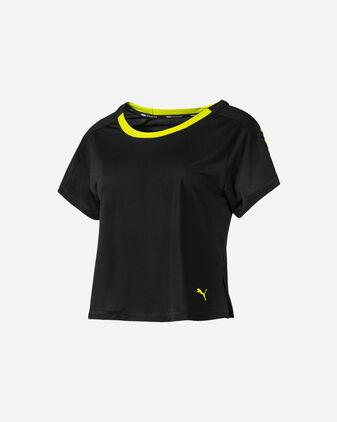 T-Shirt training PUMA LOGO W