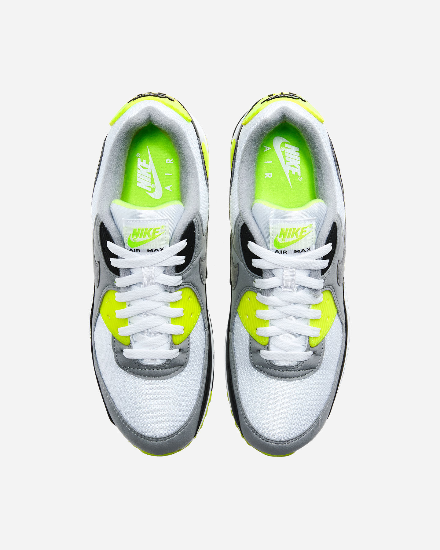 Scarpe sneakers NIKE AIR MAX 90 M S5161923 scatto 3