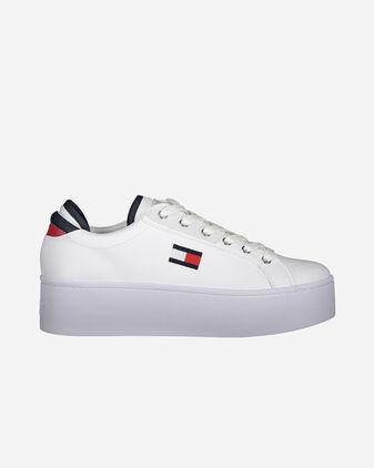 Scarpe sneakers TOMMY HILFIGER PLATFORM LOGO W