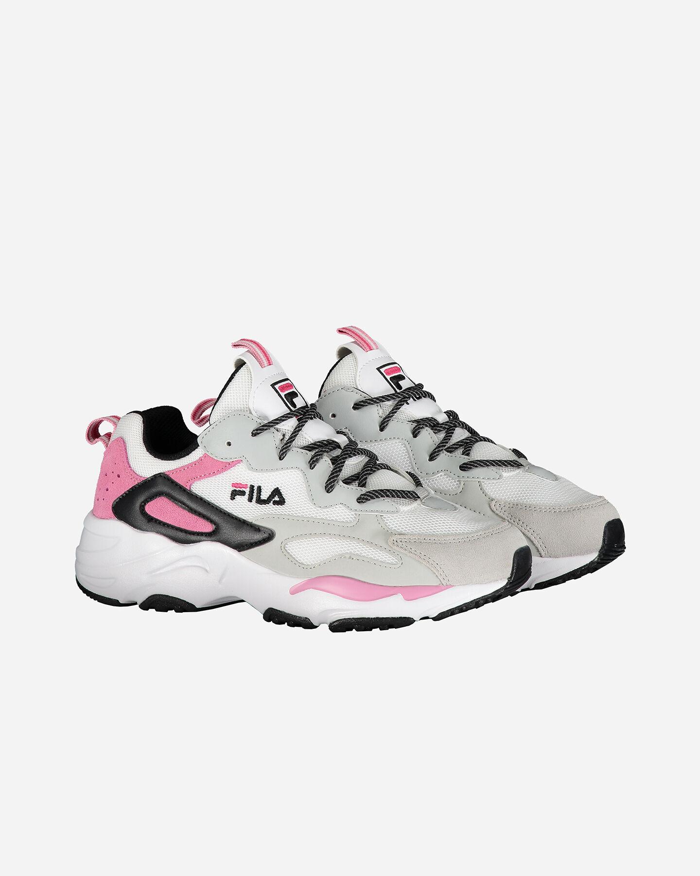 Scarpe sneakers FILA RAY TRACER W S4076628 scatto 1