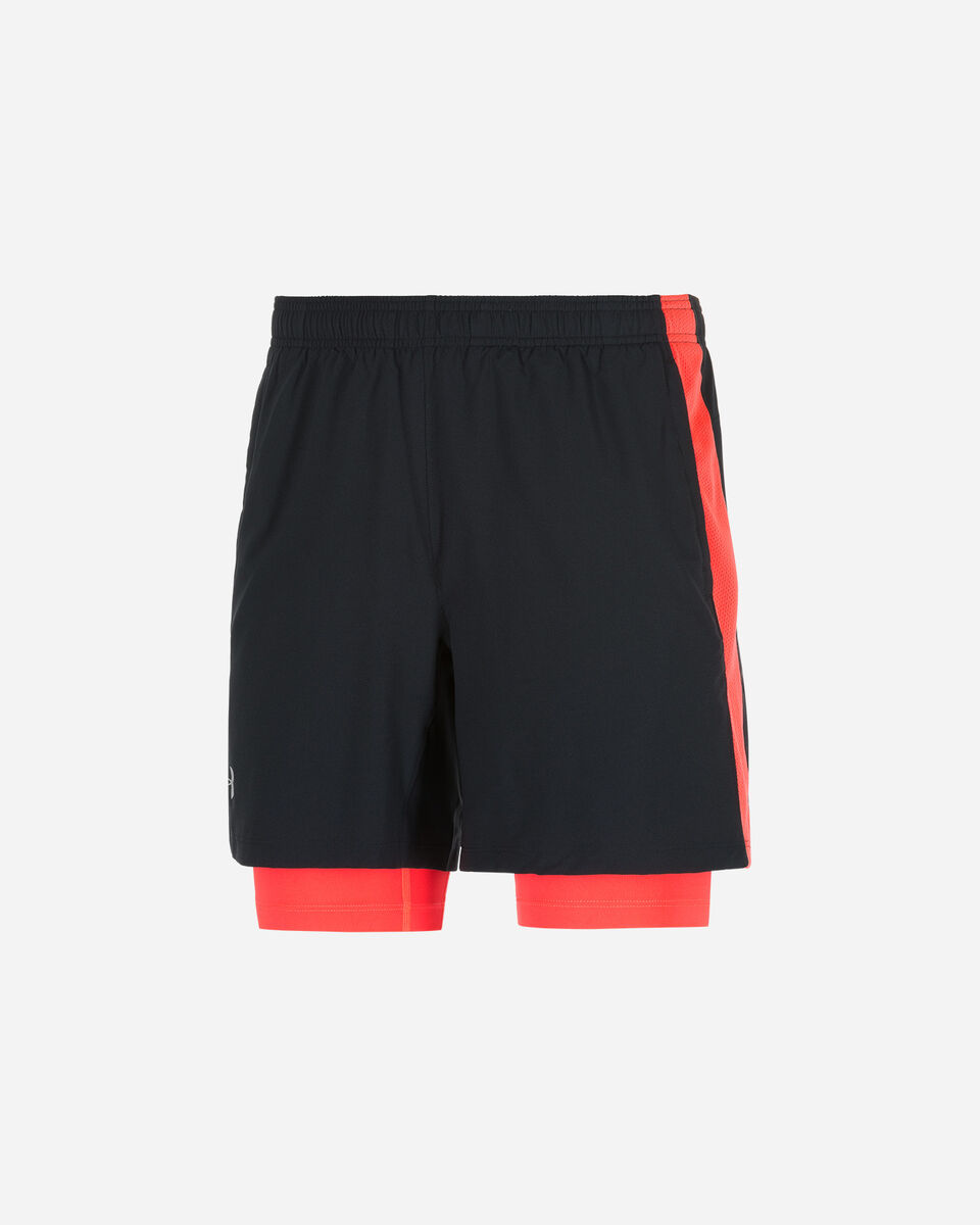 "Short running UNDER ARMOUR 7"" 2IN1 LAUNCH SW M S5168193 scatto 0"