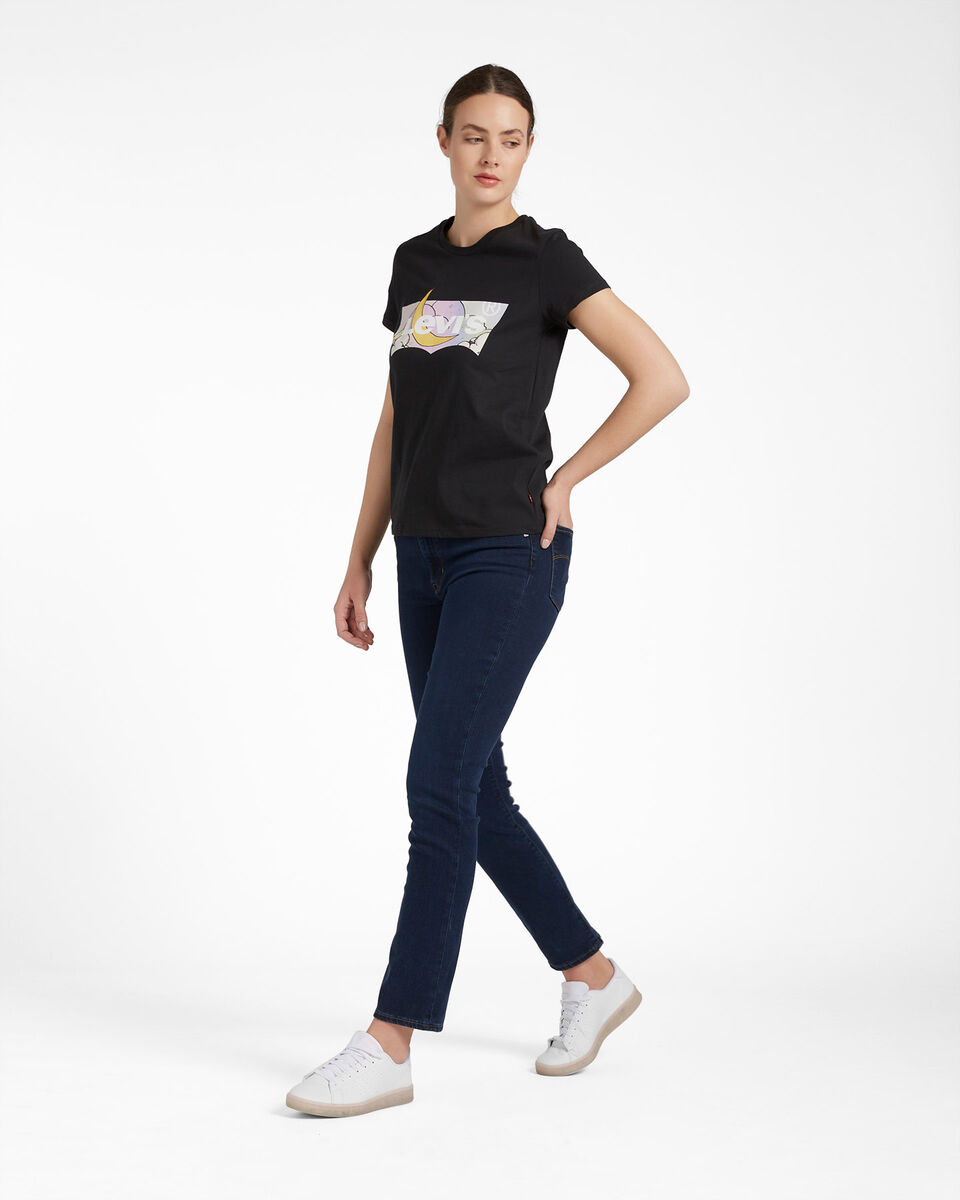 T-Shirt LEVI'S LOGO BATWING ST MOON W S4088774 scatto 3