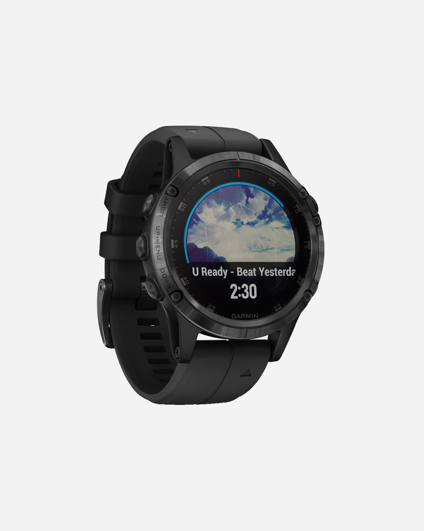 Orologio multifunzione GARMIN FENIX5 PLUS SAPPHIRE S4056931|01|UNI scatto 3
