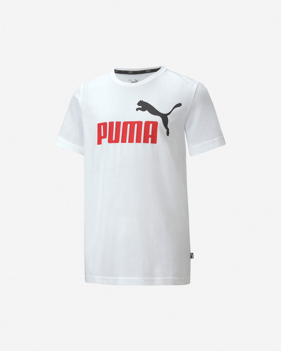 T-Shirt PUMA BIG LOGO JR S5234930 scatto 0