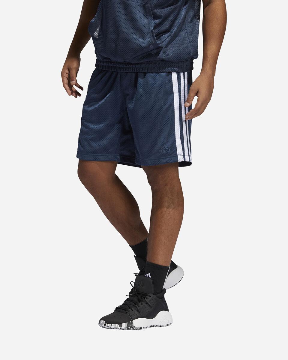 Pantaloncini basket ADIDAS SMR LD M S5274607 scatto 1