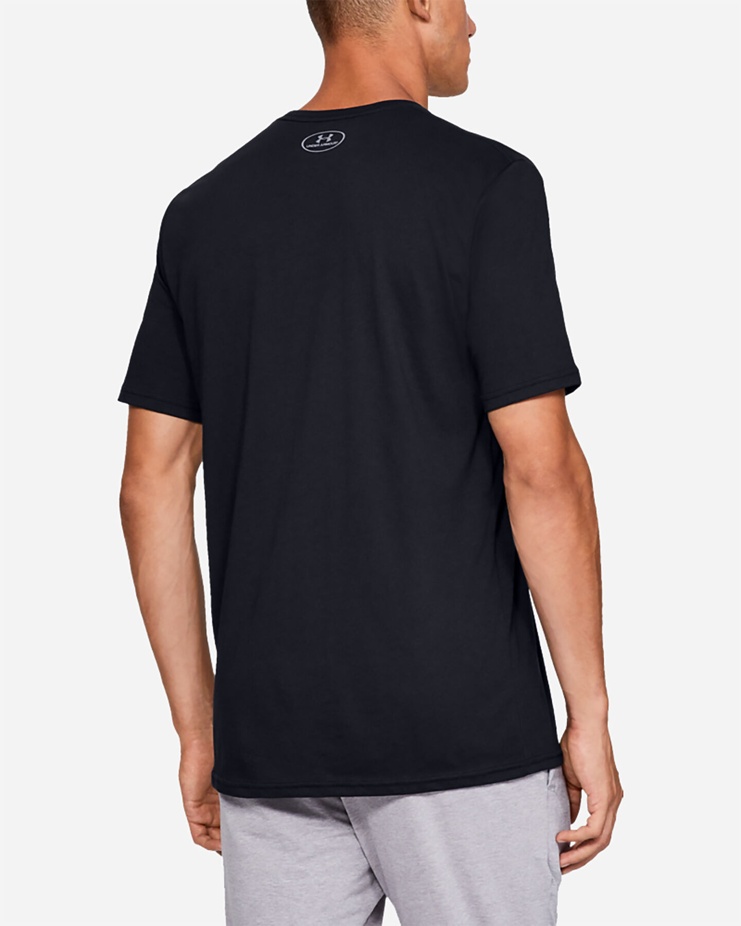 T-Shirt UNDER ARMOUR BIG LOGO M S5035486 scatto 3