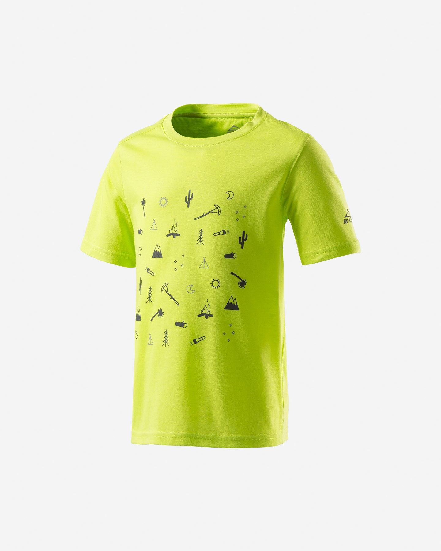T-Shirt MCKINLEY ZIYA JR S2004110 scatto 0