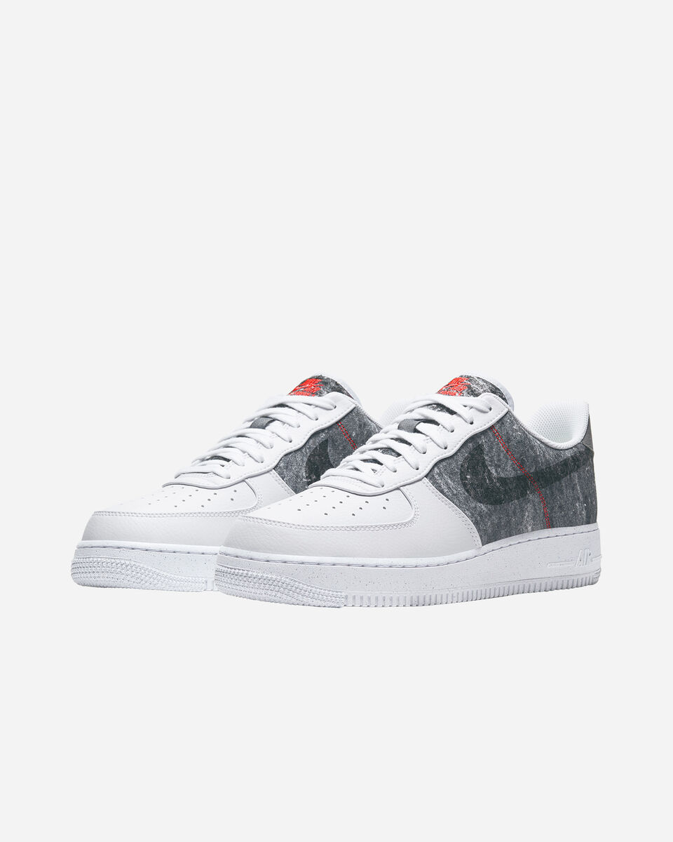 Scarpe sneakers NIKE AIR FORCE 1 '07 LV8 M S5270832 scatto 1