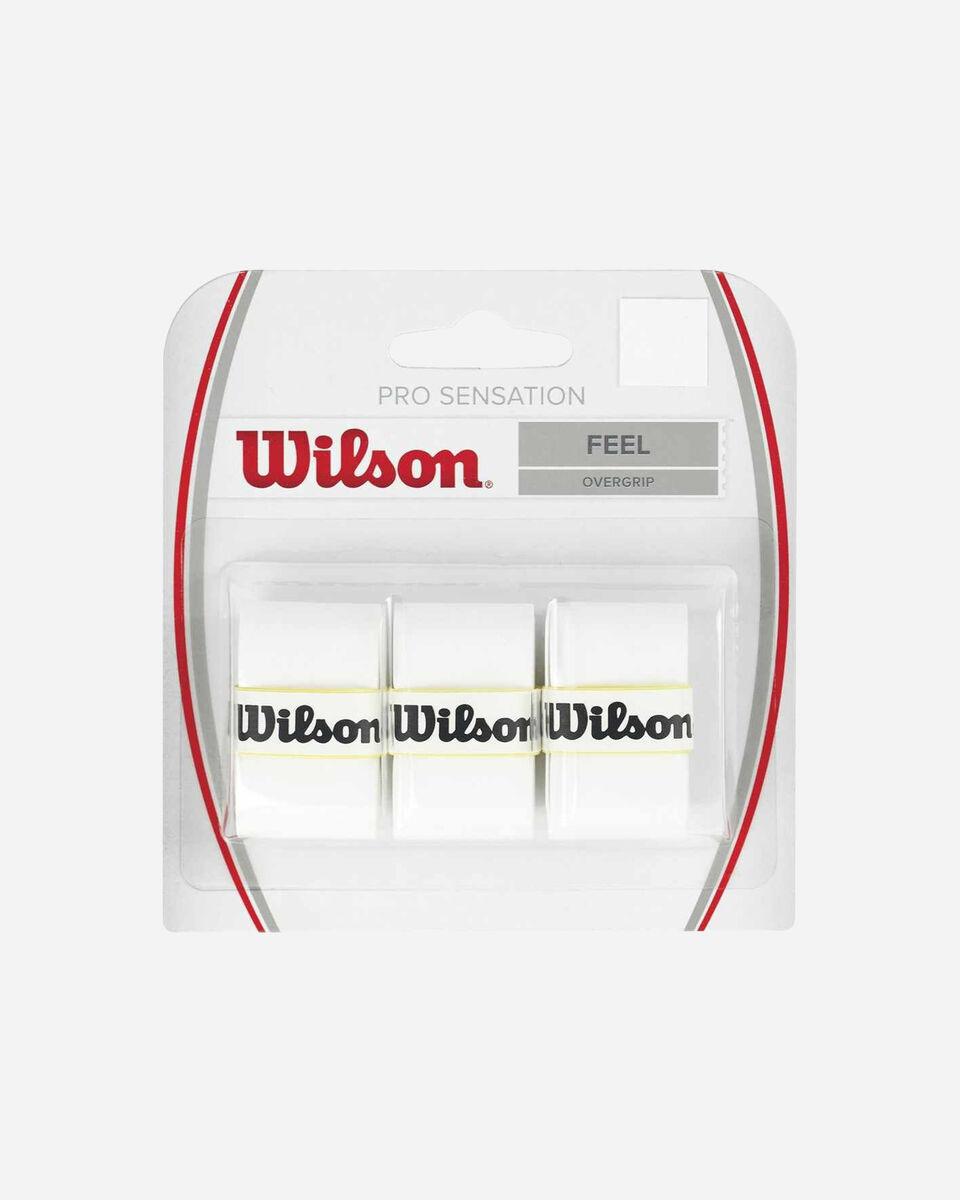Grip tennis WILSON PRO OVERGRIP X3 S4046155|1|UNI scatto 0