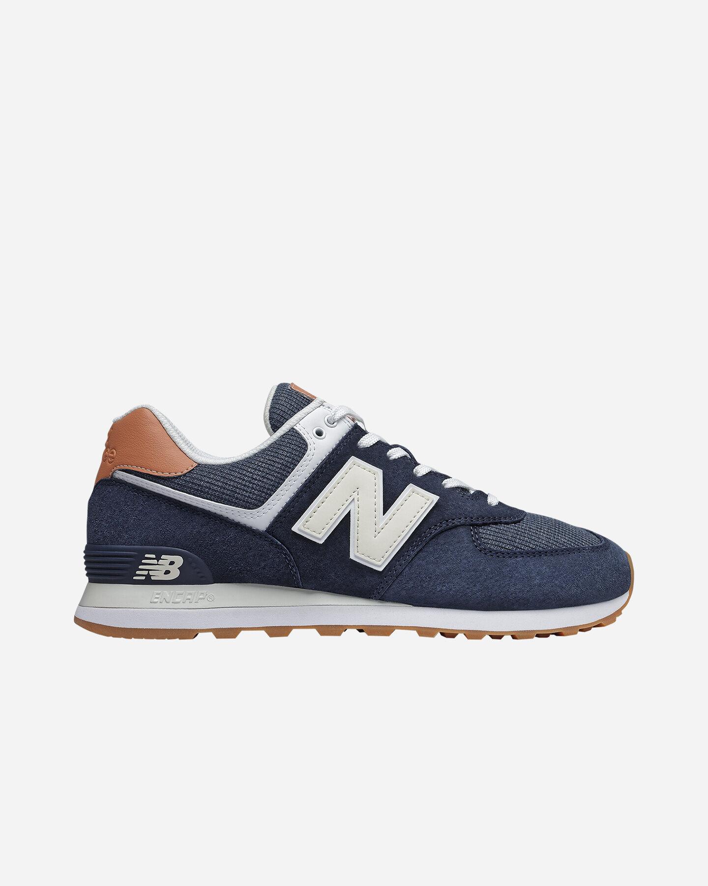 Scarpe sneakers NEW BALANCE 574 M S5236629 scatto 0