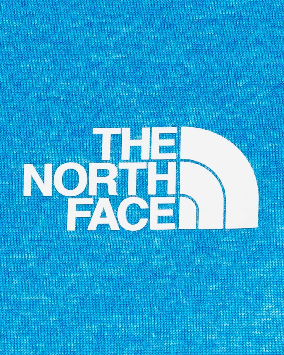 T-Shirt THE NORTH FACE REAXION AMP M S5182554 scatto 2