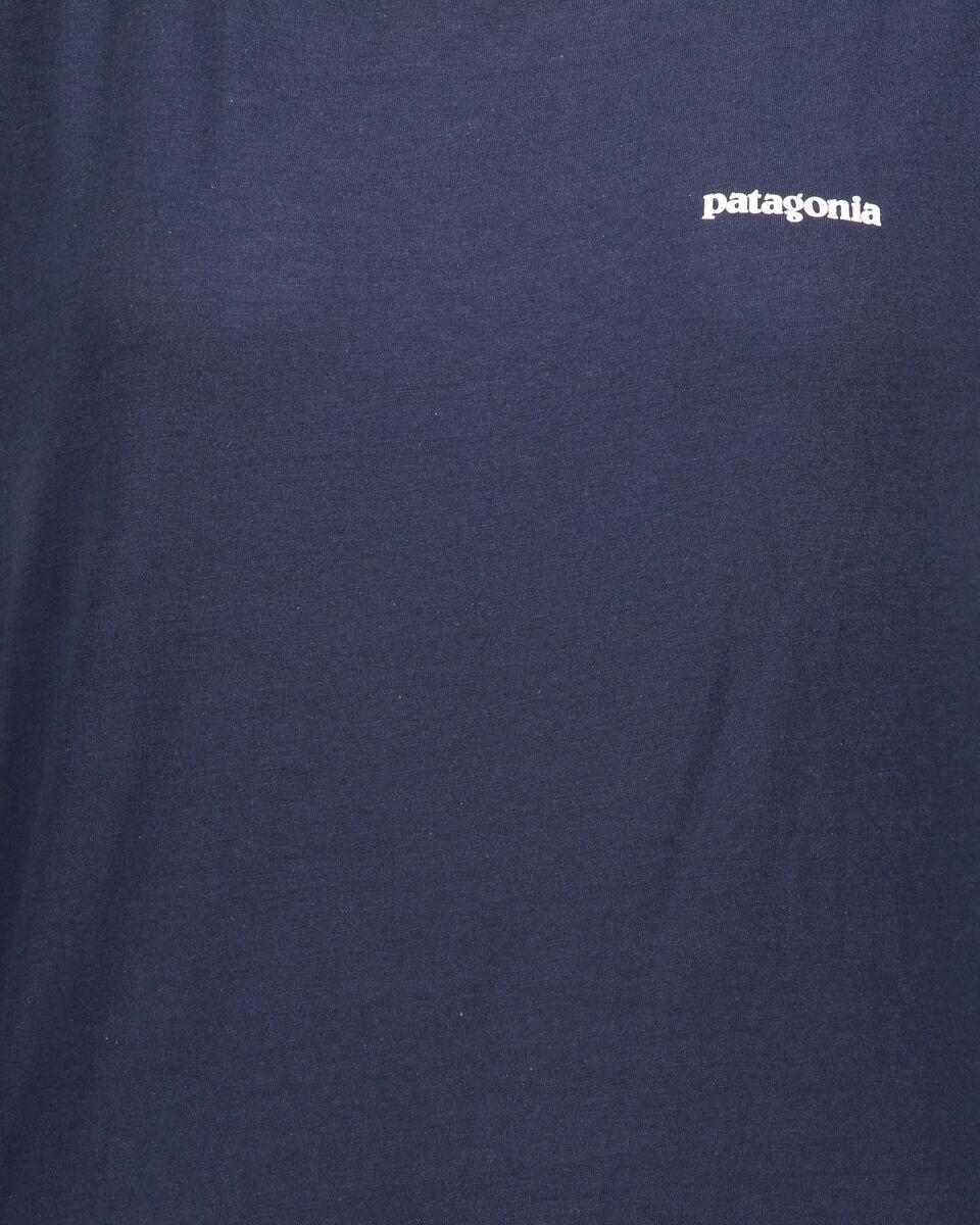T-Shirt PATAGONIA P-6 LOGO ORGANIC W S4089236 scatto 2