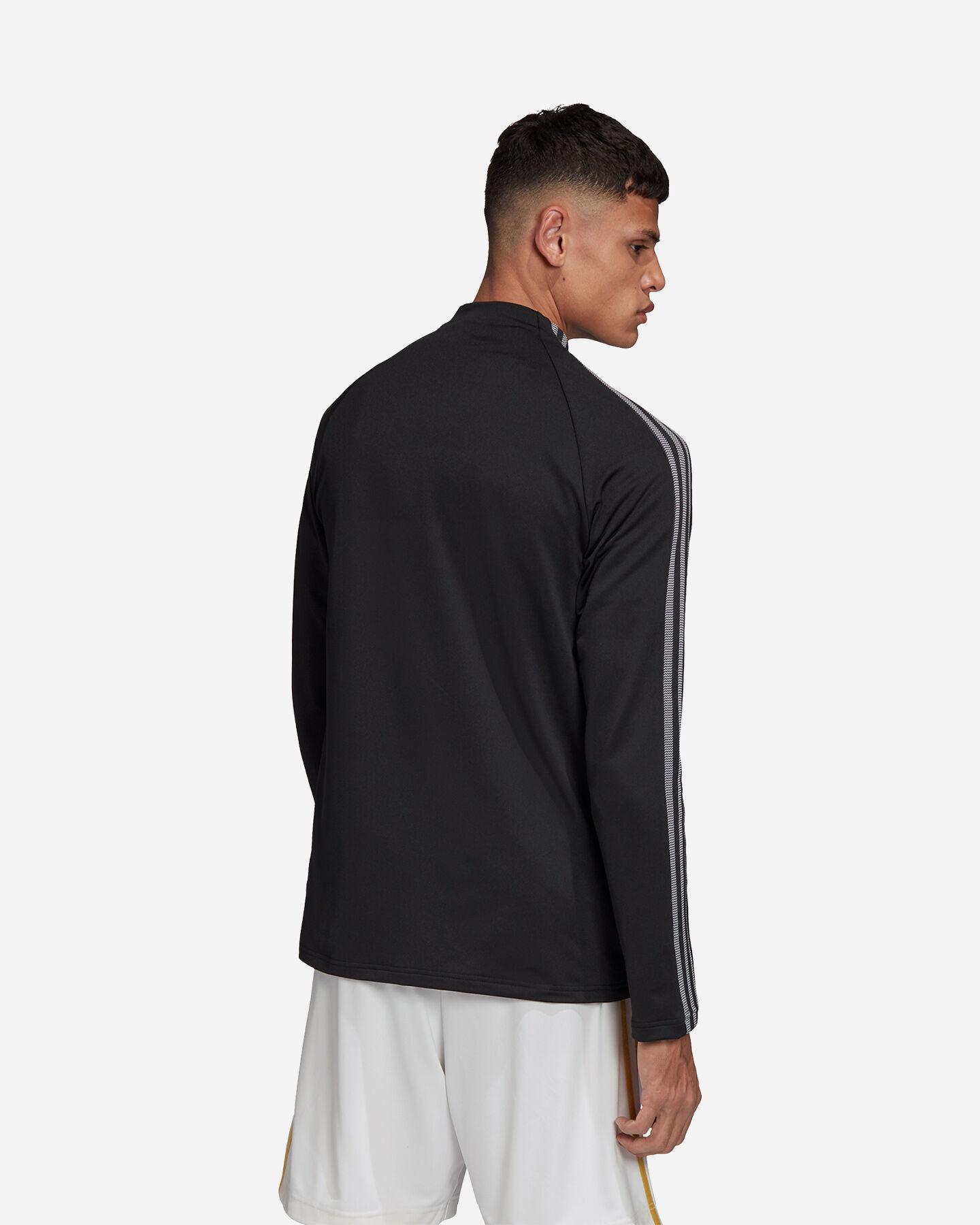 Abbigliamento calcio ADIDAS JUVENTUS ANTHEM M S5153992 scatto 4