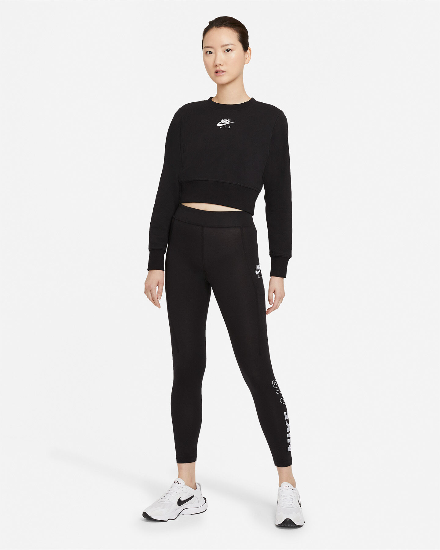 Leggings NIKE JSTRETCH HIGH WAIST W S5270499 scatto 4