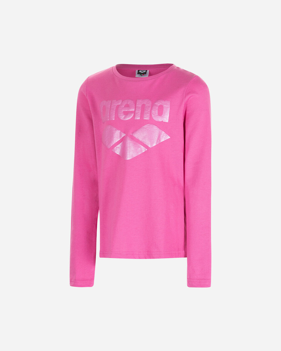T-Shirt ARENA BASIC JR S4081662 scatto 0