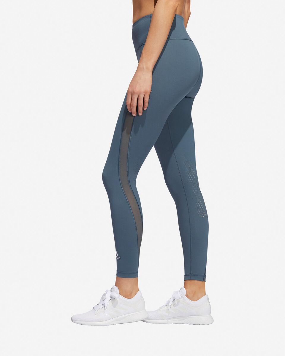 Leggings ADIDAS ALPHASKIN 7/8 W S5212413 scatto 3